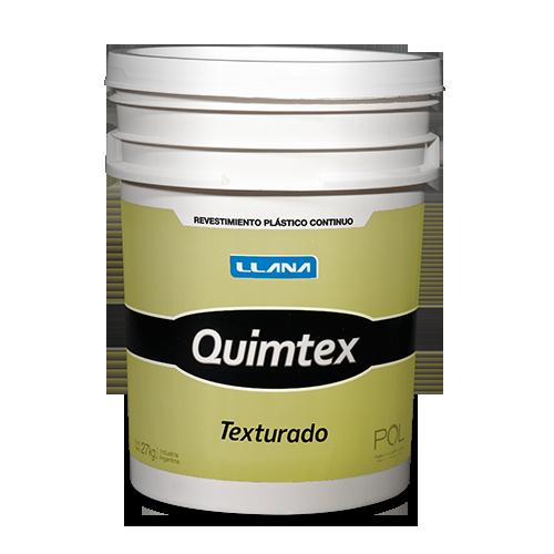 Revestimiento plástico Quimtex Texturado