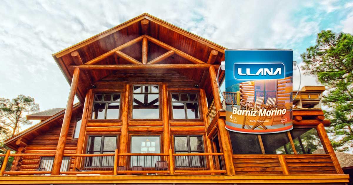 Protección UV para todo tipo de maderas