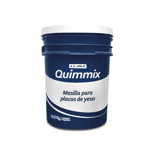 Masilla Quimmix para placas de yeso