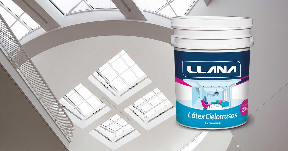 Nuestro sistema tintométrico Cromax ofrece 720 colores para elegir!