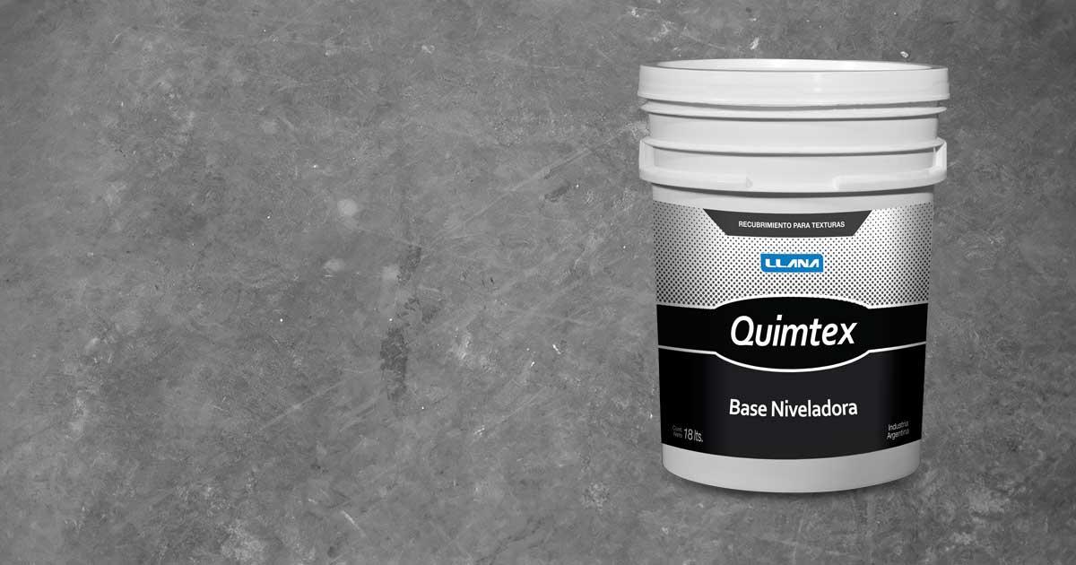 Quimtex Base Niveladora