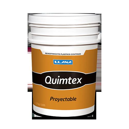 Tacho de revestimiento Quimtex Proyectable